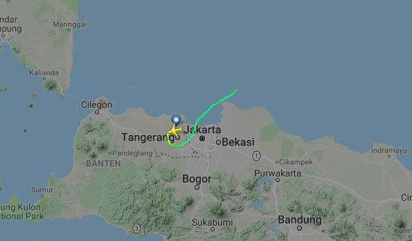 India Tv - Lion Air flight JT 610 had reportedly suffered irregular altitude and speed right after take off till it lost contact and crashed into the sea