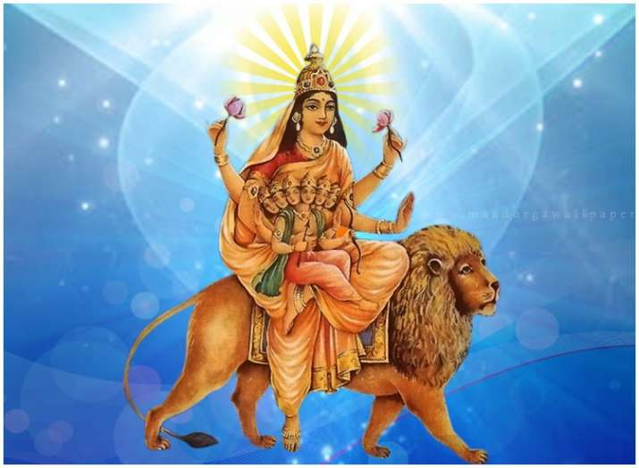 India Tv - Maa Kushmanda | Navratri 2018 Day 3| Significance, puja vidhi, mantra, and stotr path