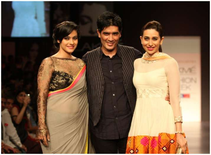 Bollywood Fashion Designer Manish Malhotra Says Indian Designers Are Now Seen In Different Light Globally Fashion News India Tv