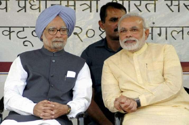 Modi Has Failed Electorate Eroded Voters Faith Manmohan Singh S