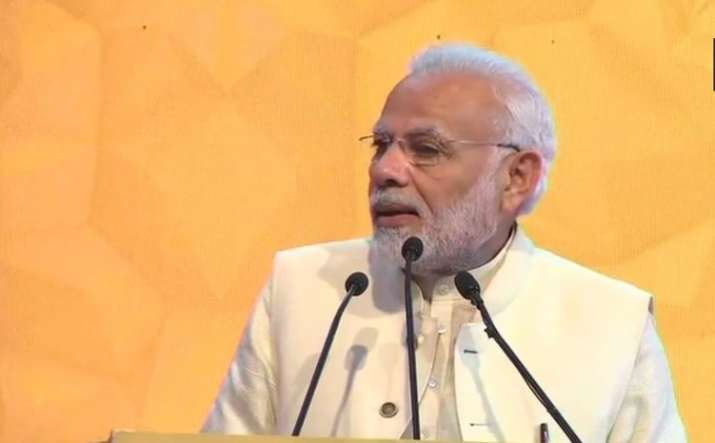 PM Modi inaugurates Uttarakhand Investors Summit.