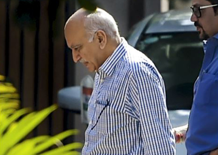 MJ Akbar resigns from Modi Cabinet
