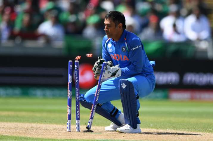 MS Dhoni fans are frustrated at him being dropped from the