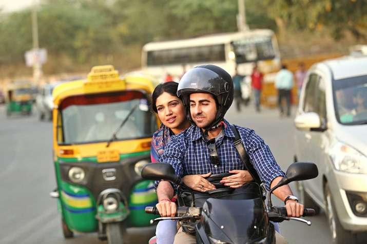 India Tv - Ayushmann Khurrana in Shubh Mangal Saavdhan