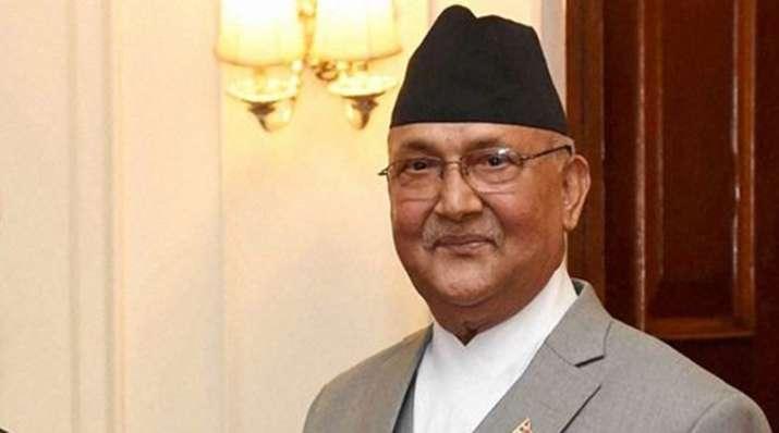 Nepal Prime Minister Khadga PrasadOli