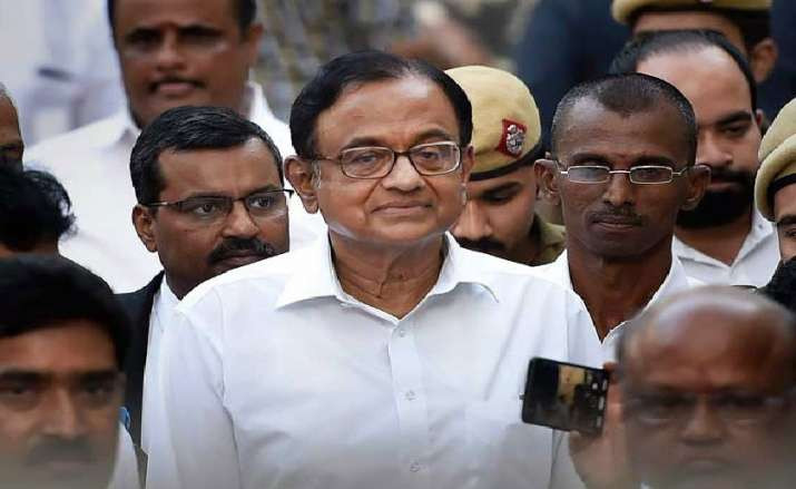 Image result for chidambaram in high court