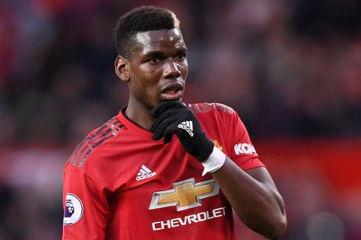 differently e817e 0bc18 Paul Pogba back to friendly environment with France | Soccer ...