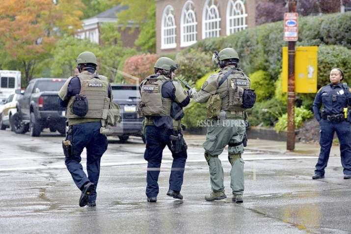 India Tv - pittsburg shooting