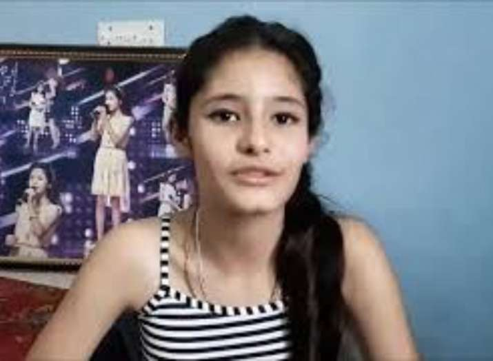 India Tv - 11-yr-old Ladakh singer Stazin Edzes leaves everyone mesmerized in a TV singing show