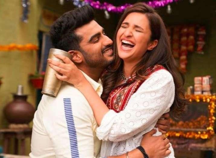 parineeti chopra and arjun kapoor instagram