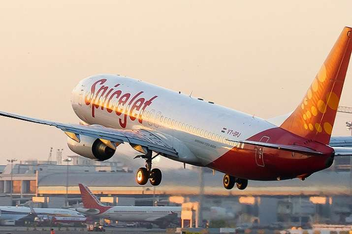 A New Delhi-bound Spice Jet flight made an emergency