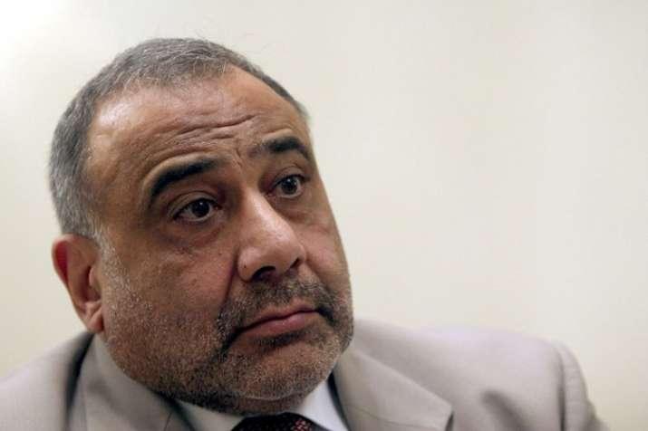 Iraq's Prime Minister-designate Adel Abdul-Mahdi