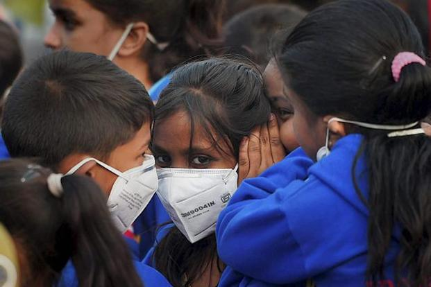Delhi air quality just shy of 'severe' level, situation