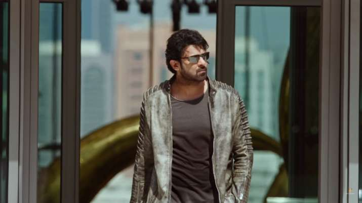 India Tv - Prabhas in Saaho