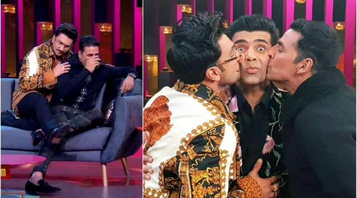 Koffee With Karan 6 Episode 2 LIVE Updates: Akshay Kumar,