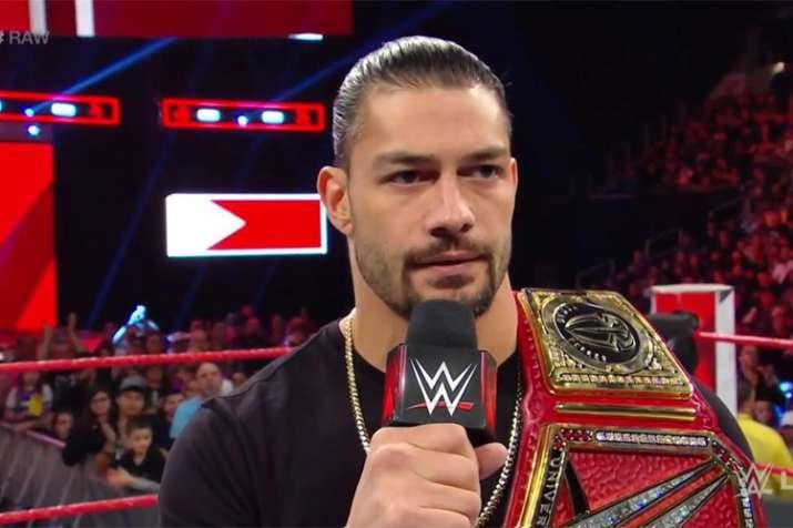 WWE star Roman Reigns reveals he's battling leukaemia, relinquishes WWE Universal Championship title