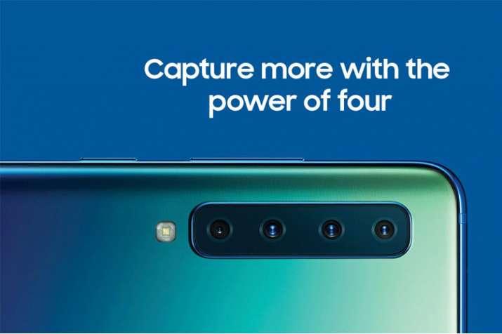 India Tv - Samsung Galaxy A9 (2018)