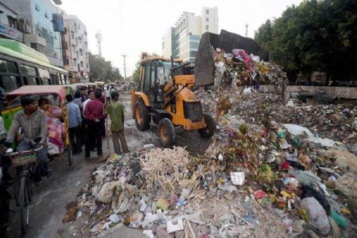 Sanitation Workers' Strike