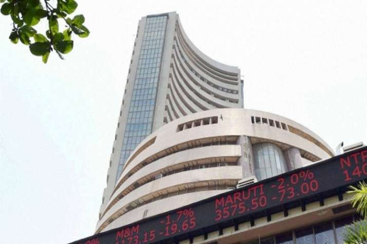 BSE Sensex posted its biggest single-day gain in 19