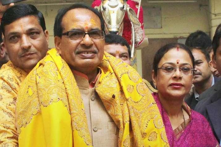 Madhya Pradesh CM Shivraj Singh Chouhan. (File Photo/PTI)