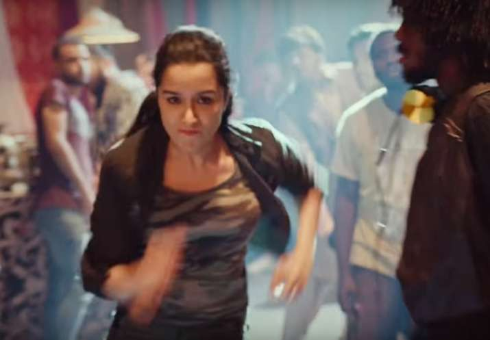India Tv - Shraddha Kapoor in Saaho