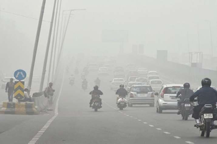 Deteriorating air quality in the national capital region