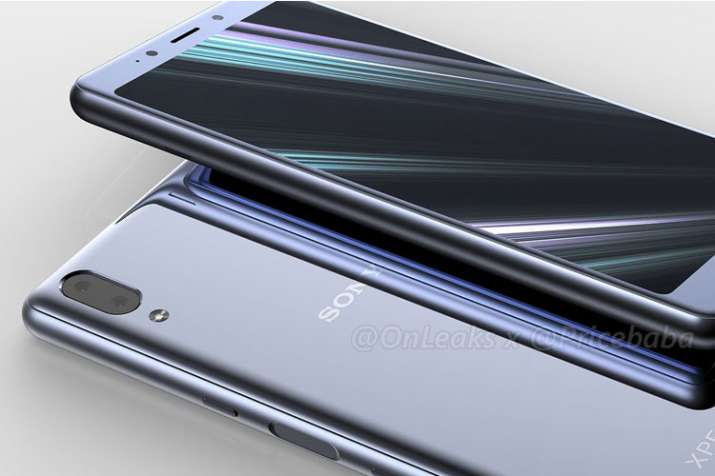 India Tv - Sony's upcoming smartphone Xperia L3 and Xperia XA3 leaks rendered