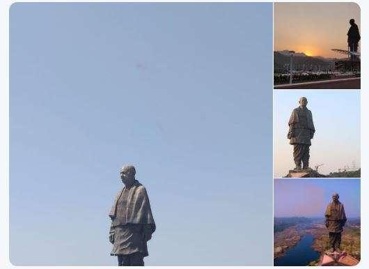 India Tv - Statue of Unity