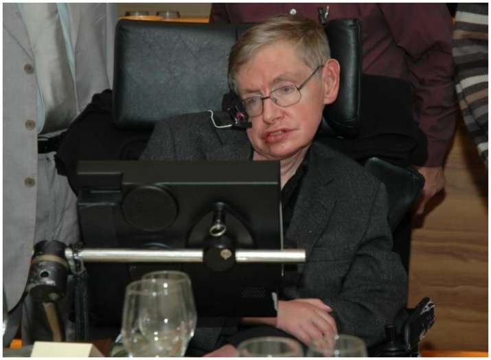 There Is No God Says The Last Book Of Physicist Stephen Hawking