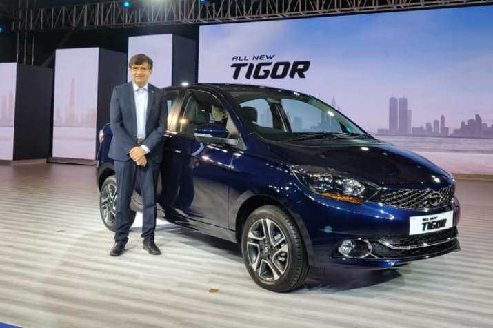Tata Launches Facelift Tigor Prices Start At Rs 5 20 Lakh Cars