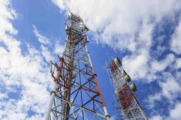 The gross revenue of telecom service providers