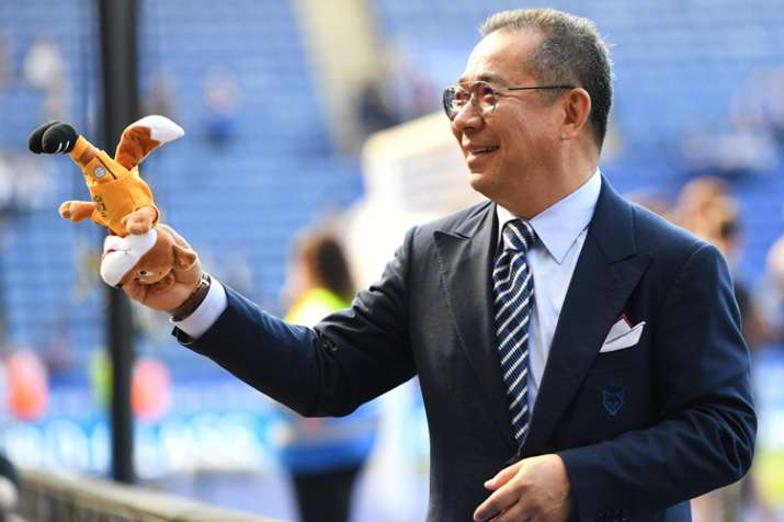 India Tv - A file image of Leicester City football club ownerVichaiSrivaddhanaprabha.