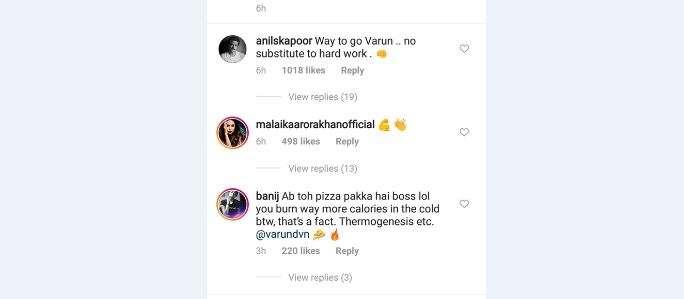 India Tv - Varun Dhawan's Instagram post