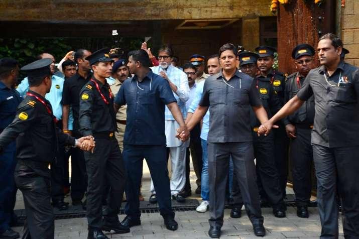 India Tv - Amitabh Bachchan on birthday