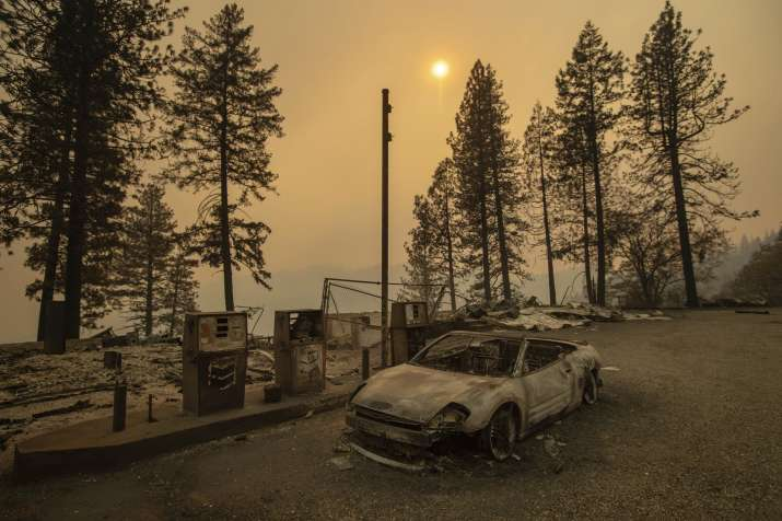 India Tv - California: 42 killed in deadliest wildfire in US history