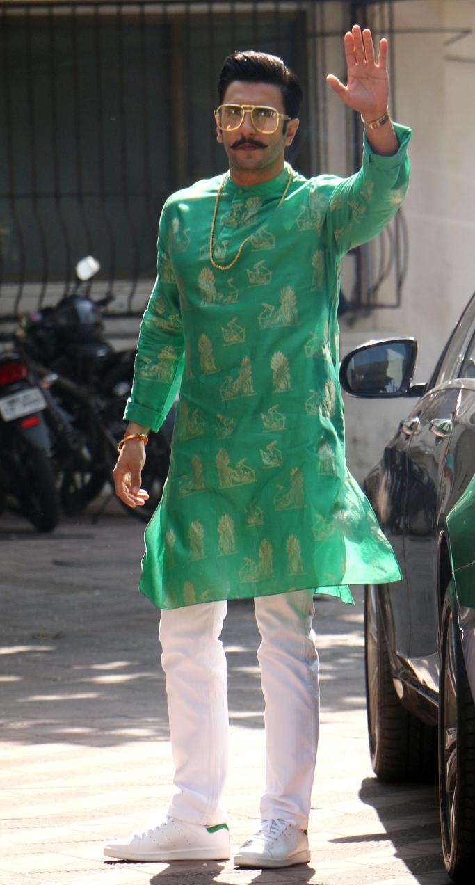 India Tv - Ranveer