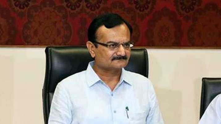 Gujarat Home Minister Pradeepsinh Jadeja