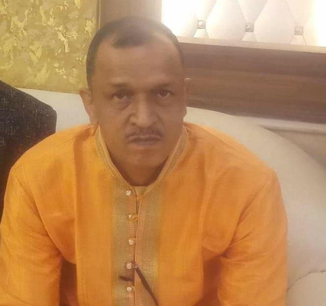 India Tv - Prem Ballabh (53) was posted at the Delhi Police headquarters establishment branch.