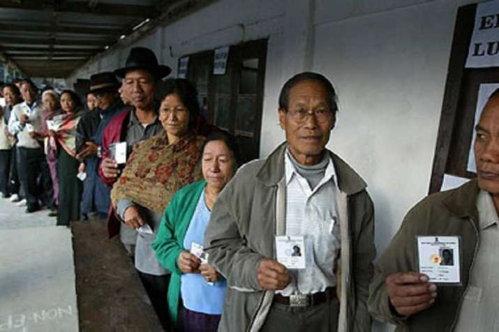 Mizoram Assembly Elections