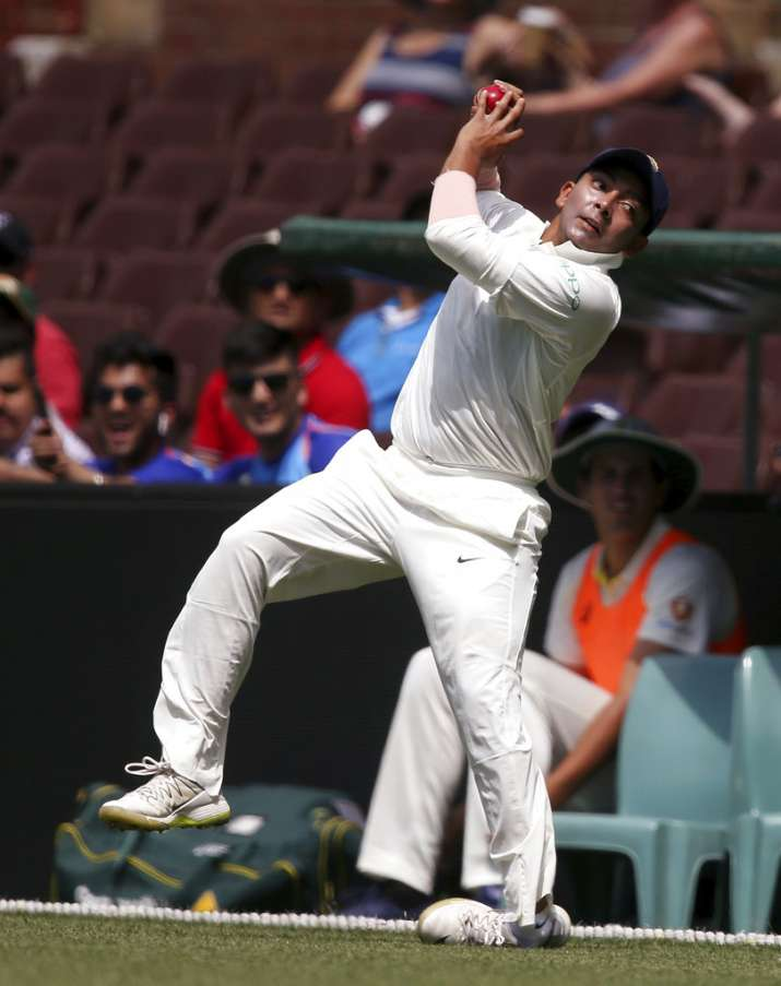 India Tv - Shaw landed awkwardly where he suffered the injury