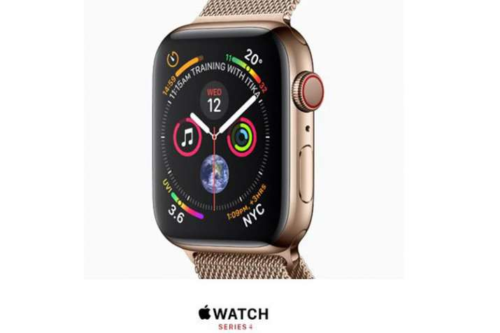 Apple Smartwatch the most prefered brand in the US