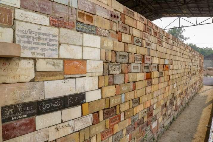 ayodhya ram mandir construction