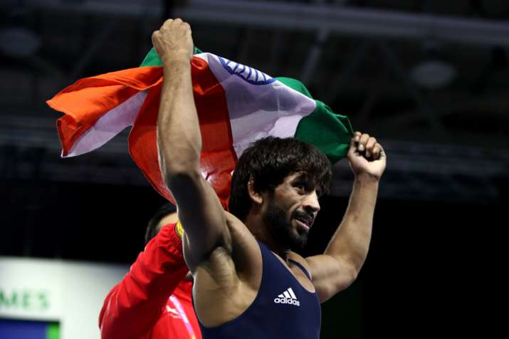 Bajrang reclaims gold at Asian Wrestling Championship with tough win in final
