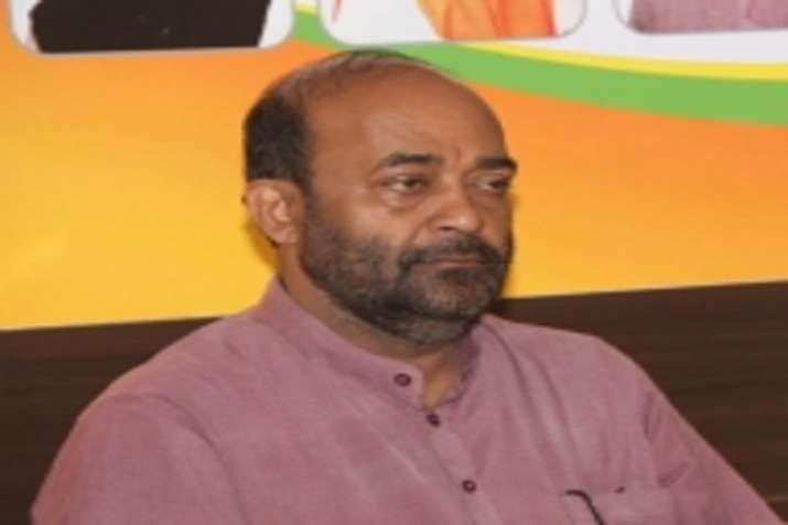 Goa BJP President Vinay Tendulkar