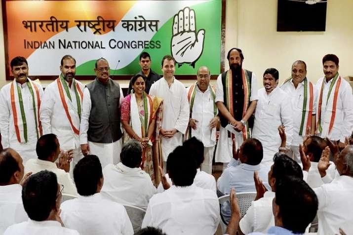AICC finalises seat sharing deal in Telangana