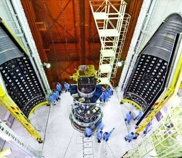 India to launch earth observation satellite, 30 small