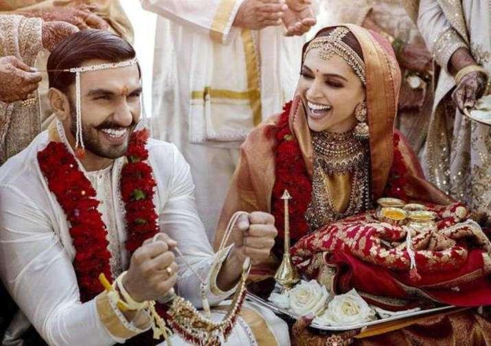 India Tv - DeepVeer Wedding