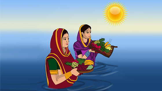 Happy Chhath Puja 2018 Best Wishes Facebook Messages
