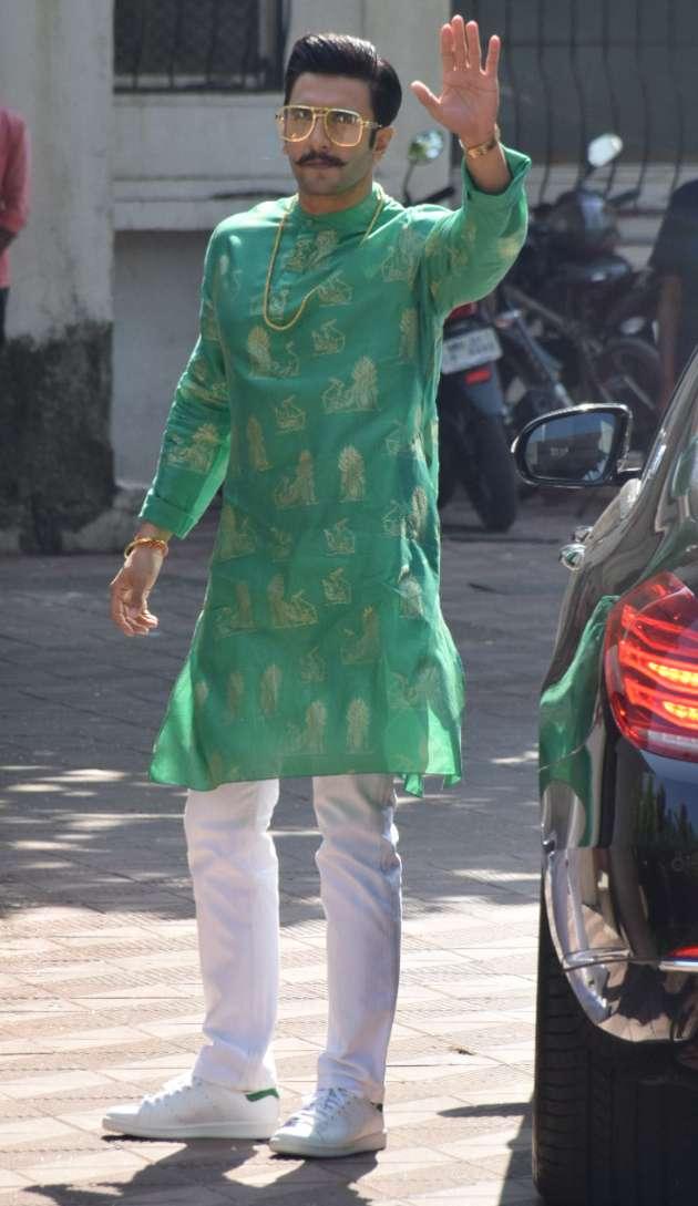 India Tv - Ranveer singh