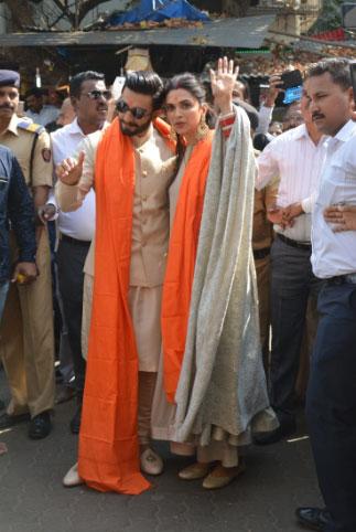 India Tv - Deepika Padukone and RanveerSingh